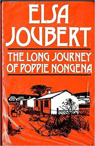 The Long Journey of Poppie Nongena (used, hardcover), by Elsa Joubert