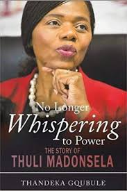 No Longer Whispering To Power <br> Thandeka Gqubule