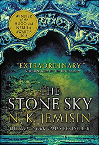 The Stone Sky: Broken Earth trilogy