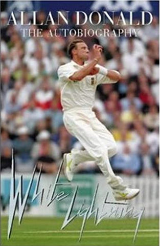 White Lightning, by Allan Donald