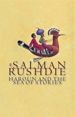 Haroun and the Sea of Stories, by Salman Rushdie