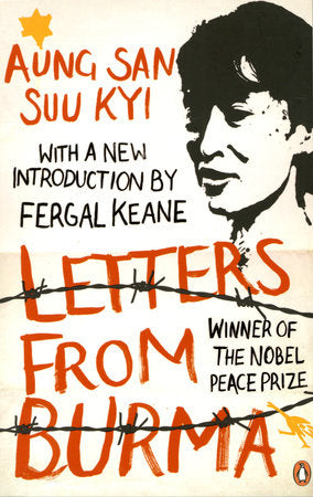 Letters from Burma, by Aung San Suu Kyi