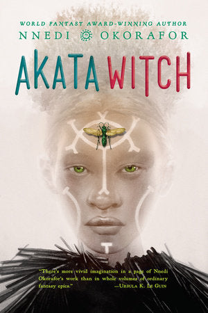 Akata Witch, by Nnedi Okorafor