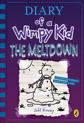 Diary Of A Wimpy Kid 13 : The Meltdown by Jeff Kinney
