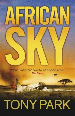 African Sky (used), by Tony Park