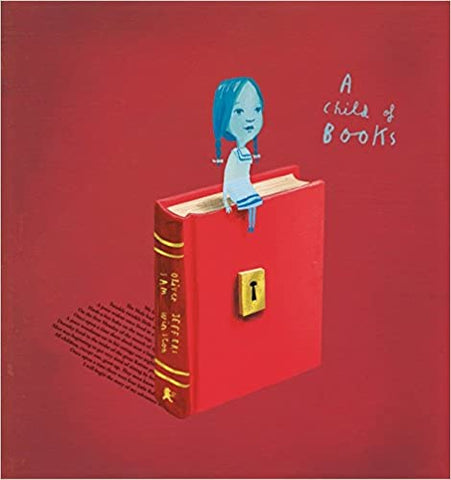 A Child of Books (Hardcover), by Oliver Jeffers, Sam Winston