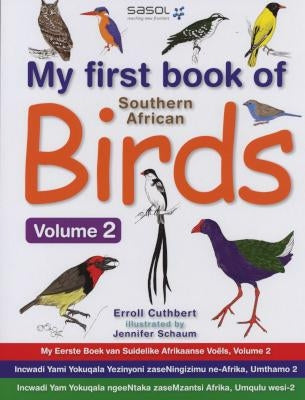 My First Book of SA Birds V2