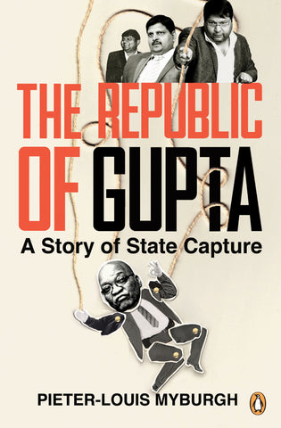Republic of Gupta<br>Pieter-Louis Myburgh