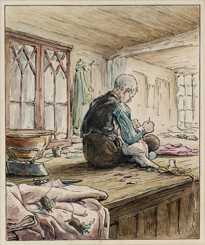 The Tailor of Gloucester, by Beatrix Potter