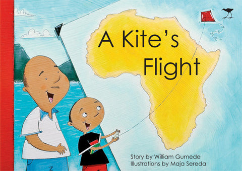 A Kite's Flight by William Gumede