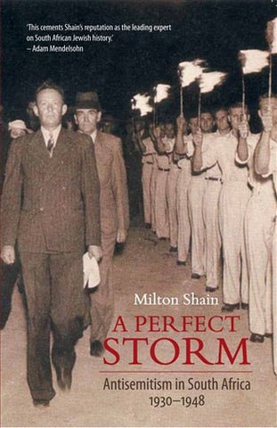 A Perfect Storm <br> by Milton Shain