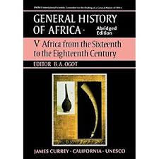 LC: General History of Africa, Volume 5: Africa from the Sixteenth to the Eighteenth Century
