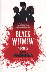 Black Widow Society <br> by Angela Makholwa