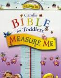 Candle Bible for Toddlers Measure Me