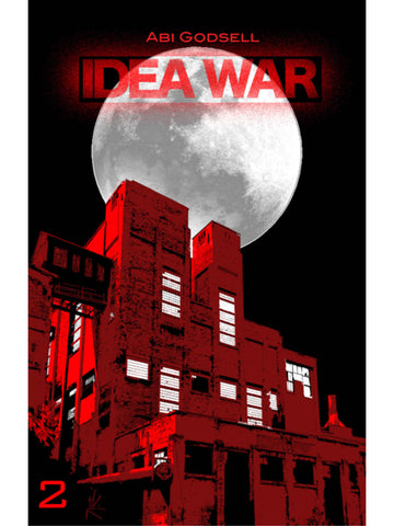 Idea War 2, by Abi Godsell