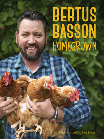 Homegrown<br>Bertus Basson