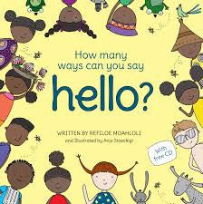 How Many Ways Can You Say Hello? (with a free CD)