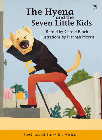 The Hyena and the Seven Little Kids
