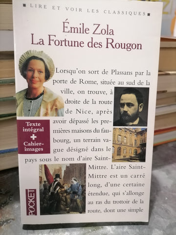 La Fortune des Rougon (French), by Emile Zola (Used)