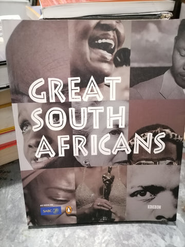 Great South Africans (used)