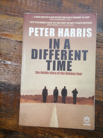 In a Different Time, by Peter Harris (used)