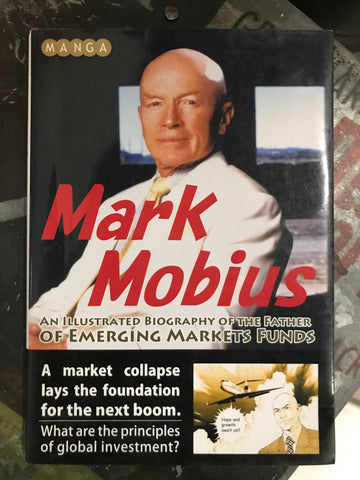 Manga Mark Mobius (used)