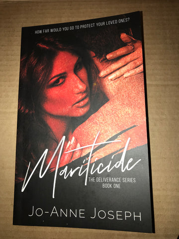 Mariticide by Jo-Anne Joseph