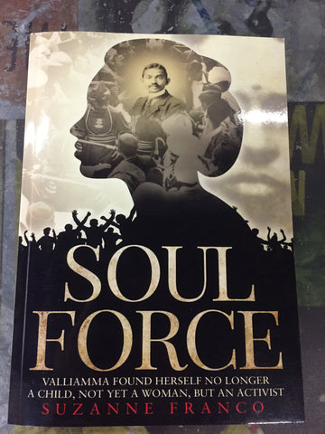 Soul Force <br> Suzanne Franco