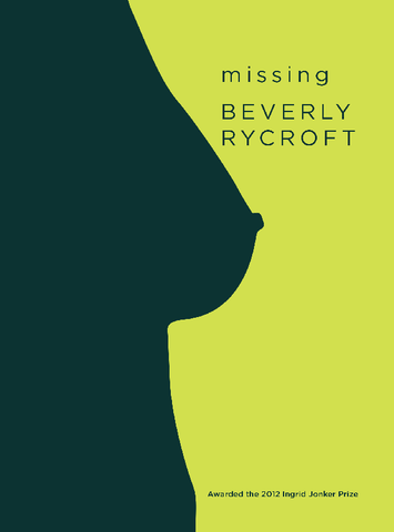 MISSING, by Beverly Rycroft