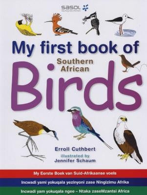 My First Book of Southern African Birds - Volume 1
