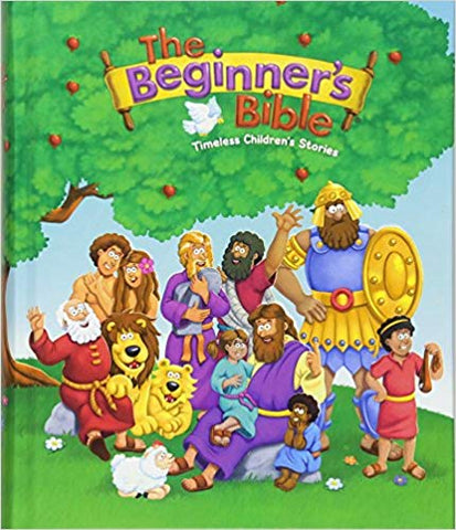 The Beginner's Bible: Timeless Children's Stories Hardcover  <br>  Kelly Pulley (illustrator) (Author)