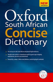 Oxford South African School Dictionary - 3rd Edition