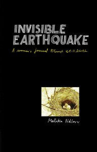 Invisible Earthquake <br> by Malika Ndlovu