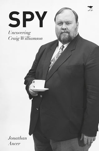 Spy: Uncovering Craig Williamson