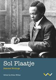 Sol Plaatjie - Selected writings