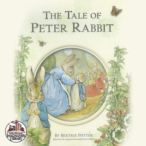 The Tale Of Peter Rabbit, by Beatrix Potter‎