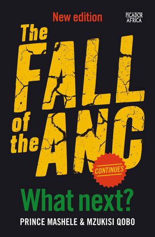 The Fall of the ANC Continues