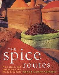 The Spice Routes <br> by Chris Caldicott, Carolyn Caldecott