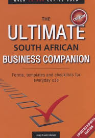 Ultimate South African Business Companion (with CD)