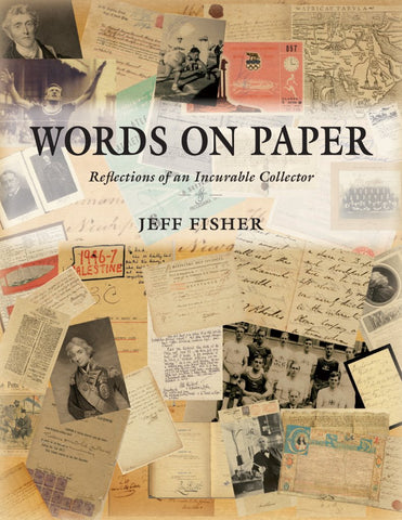 Words on Paper <br> by Jeff Fisher