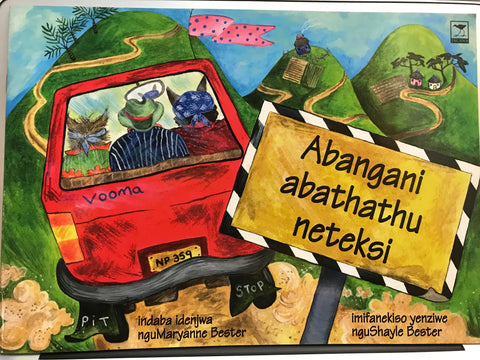 Abangani abathathu neteksi (Ndebele, North,<br> Maryanne Bester; Illustrated by Shayle Bester