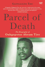 Parcel of Death by Gaongalelwe Tiro