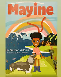 Mayine , by Nathan Adonis