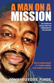 Man On A Mission by Sonwabo Eddie Funde