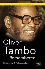 Oliver Tambo Remembered Z. Pallo Jordan