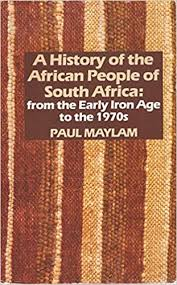 A history of the African people of South Africa