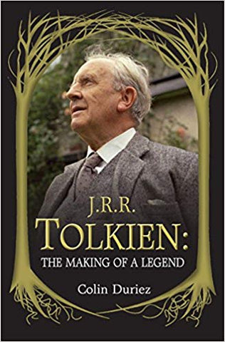 J.R.R. Tolkien: The Making of a Legend Paperback –  <br>  Colin Duriez  (Author)