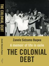 The Colonial Debt by Zanele Sidzumo Baqwa