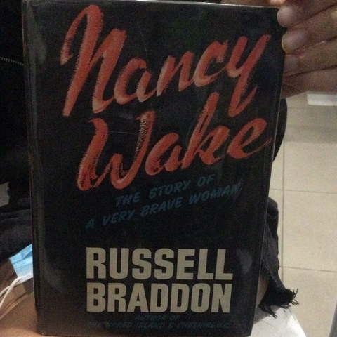 Nancy wake (Used)