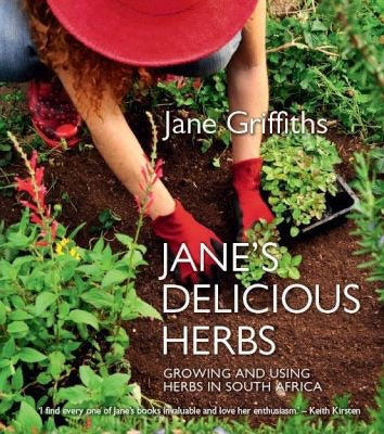 Jane's Delicious herbs <br> by Jane Griffiths